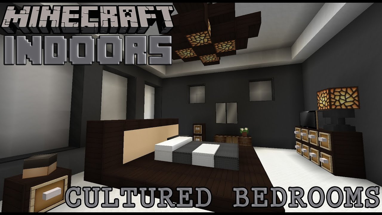 Cultured bedrooms minecraft indoors interior design for Minecraft dining room designs