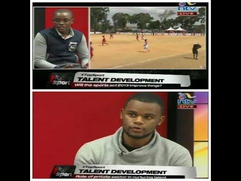 Green Sports Africa: Top Sport(Ntv)Interview