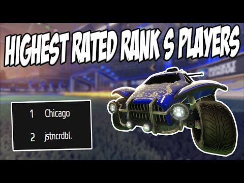INTENSE SERIES WITH TWO HIGHEST RATED RANK S PLAYERS
