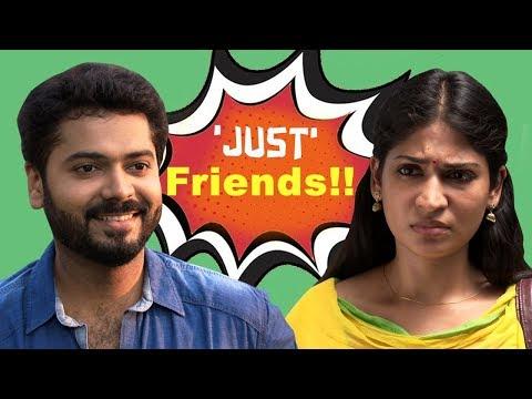 'Lets be JUST Friends' - Thiru to Anandhi   Naayagi