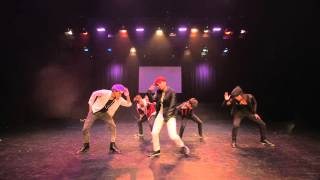 UNIQ (유니크) - EOEO (이오이오) (Performance by Funk Republic) || Kpop Summit S2 2015