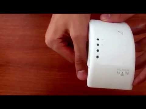 Configuración Amplificador de Señal Wifi en Modo Repetidor