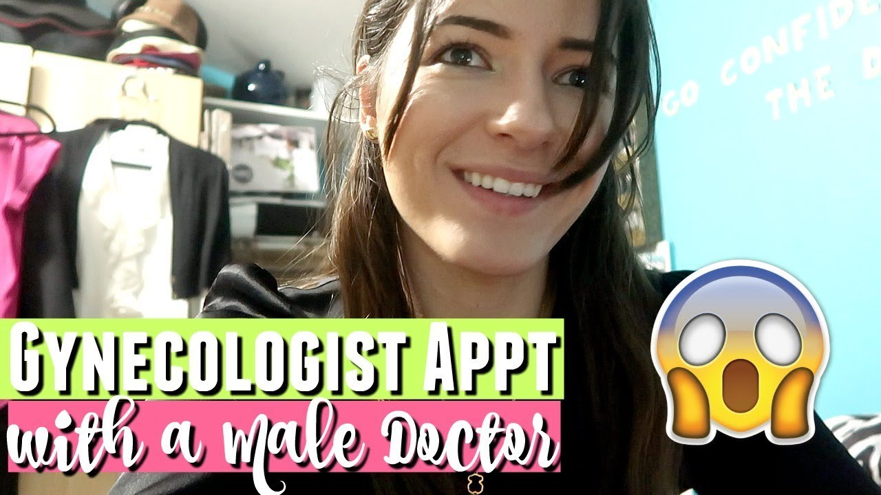 FIRST GYNECOLOGIST APPOINTMENT WITH A MALE DOCTOR! & Should I get the HPV  vaccine?