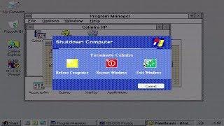 Calmira XP – Shell for Windows 3.1