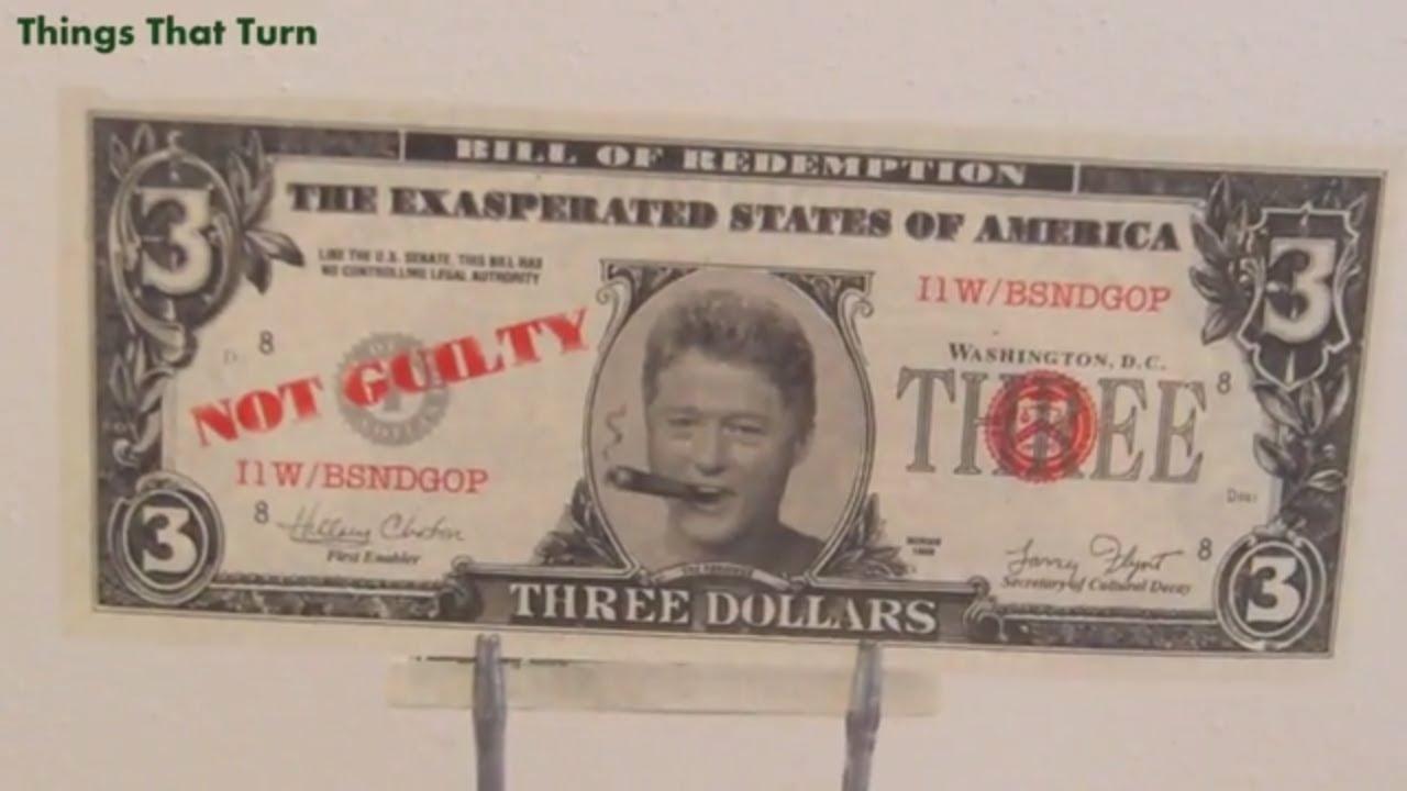 3 dollar bill the forgiven youtube