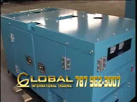 Power Generators by Global International Trading