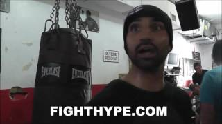 PAULIE MALIGNAGGI REVEALS CREATIVE SCUBA DIVING SUIT CONDITIONING TIP HE LEARNED FROM JOAN GUZMAN