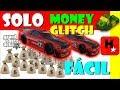 SOLO MONEY GLITCH GTA V 1.42 | GLITCH DUPLICAR CARRO SOLO SEM COM | GLITCH DINHEIRO INFINITO