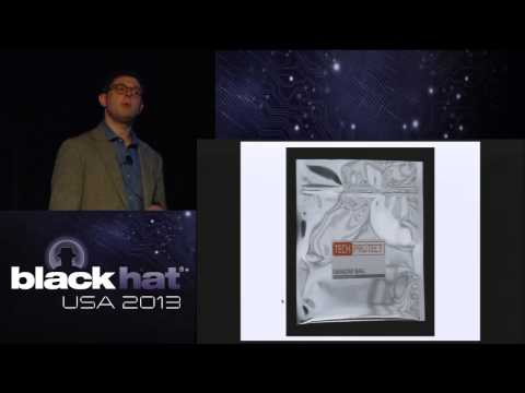 Black Hat USA 2013 - OPSEC Failures Of Spies