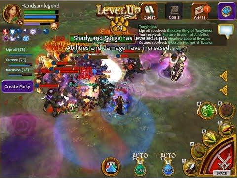 Best Place To Farm XP In Arcane Legends   Farming Level 71-76