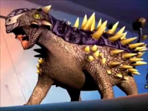 Dinosaur king episode 9 youtube - Dinausaure king ...