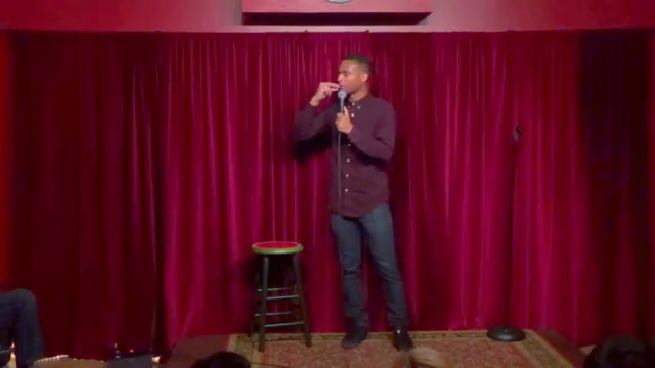 Chris Robinson Stand Up 2016 - YouTube