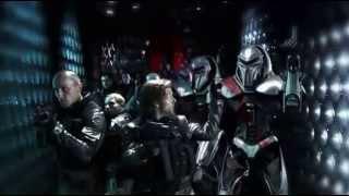 Battlestar Galactica  Космический Звёздный Крейсер Галактика