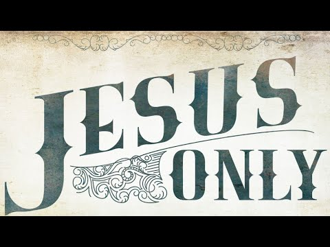 "Nathaniel A Urshan ""Jesus Only"""