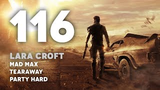 INDIAN #116: Lara Croft, nový Tomb Raider a MAD MAX