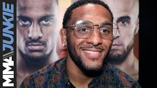 Bellator 228: A.J. McKee media day interview