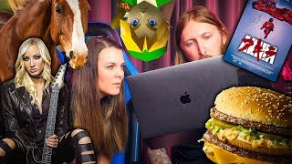 FAQ84 - WAHMEN OF METAL, PORN, WIFE FAVORITE VIDEO GAME & ANIME, DISAGREEMENTS