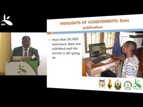 GBIF Benin: Progress and Plans