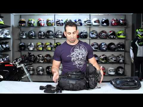 Kriega US-20 Drypack Review at RevZilla.com