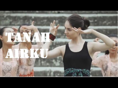 Tanah Airku - Ibu Sud (Cover)