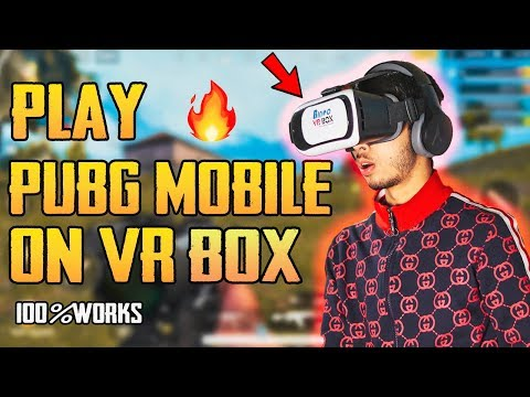 How To Play PUBG MOBILE ON VR | (Hindi) - YouTube