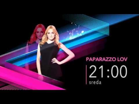 Promo Paparazzo Lov Sreda U 21:00 14.12.2016