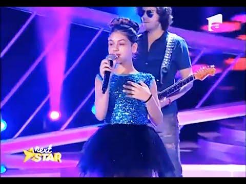 "Vanessa Marzavan feat. Keo - Pink - ""Just Give Me A Reason"" - Next Star"