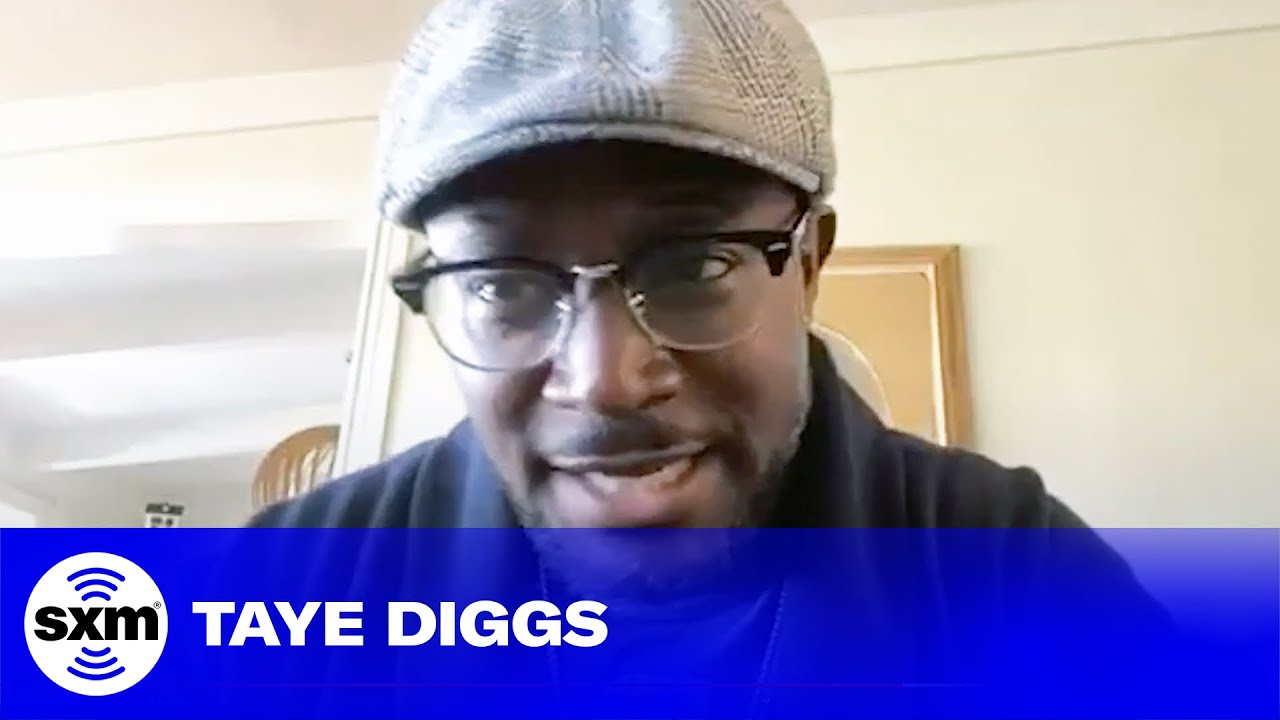 Taye Diggs Reflects on His Time Doing 'RENT'