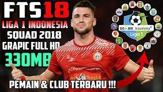 Download Video Download Fts 18 Mod Liga Gojek Traveloka Liga 1 Indonesia Squad 2018 Terbaru | Tutorial Game Android MP3 3GP MP4