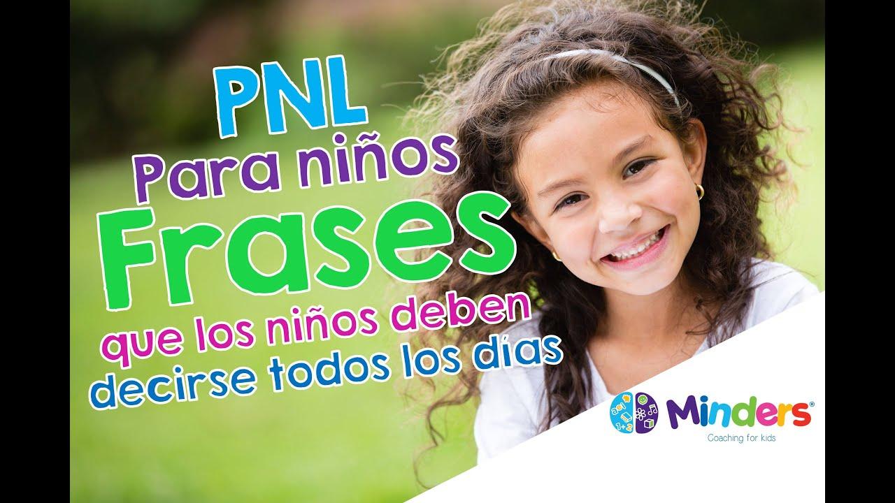 PNL para niños - Frases que los niños deben decirse todos los días ...