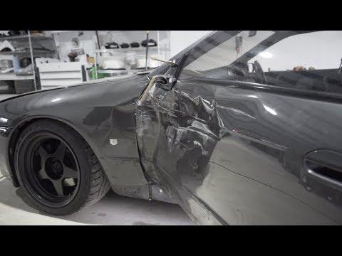R32 Gtr Crash Update Insurance Came Youtube
