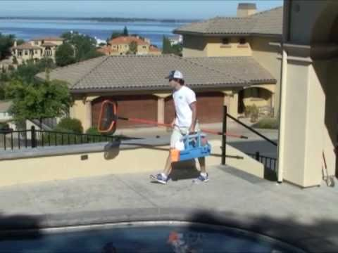 Rocklin Pool Service - We go out of our way for our customers, watch and see