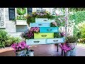 DIY Dresser Drawer Planter - Home & Family