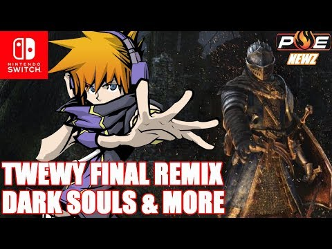 The World Ends With You, Dark Souls Remastered & Ys VIII Confirmed for Switch! - PE NewZ