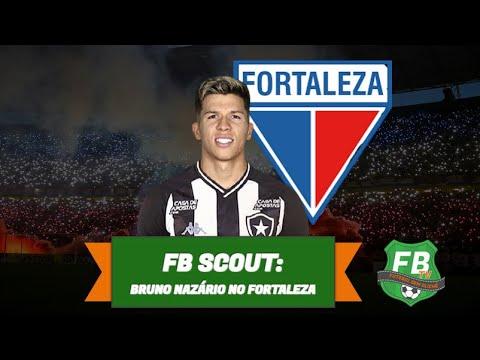 FB Scout - confira a análise completa sobre Bruno Nazário, novo meia do Fortaleza