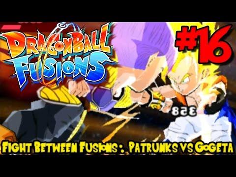 FUSION FIGHT: PATRUNKS VS GOGETA!   Dragon Ball Fusions (Gameplay / Playthrough) - Episode 16