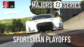 Majors Series | Sportsman | Playoffs