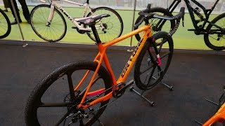 Best of UK CycleShow: On One Space Chicken Disc 2017