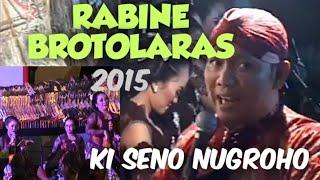 #livestreaming #recorded RABINE BROTOLARAS @Ki Seno Nugroho