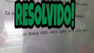 RESOLVENDO BUG DE ATUALIZAÇÃO XBOX 360