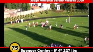 Spencer Conley Sports Highlight Video
