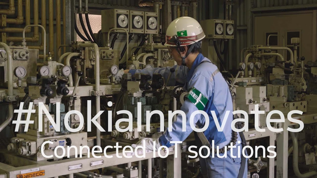 Nippon Steel improves manufacturing efficiency with Nokia solutions