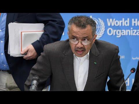 Coronavirus: l'OMS décrète l'urgence internationale mais