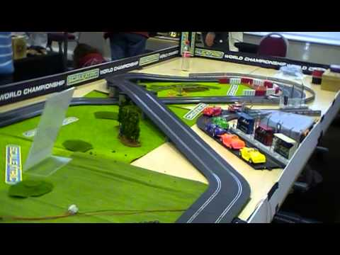 Armadacon 26 – Scalextric World Championship in Action