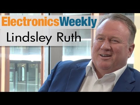 Lindsley Ruth interview - The next generation of Engineers | Electronics Weekly