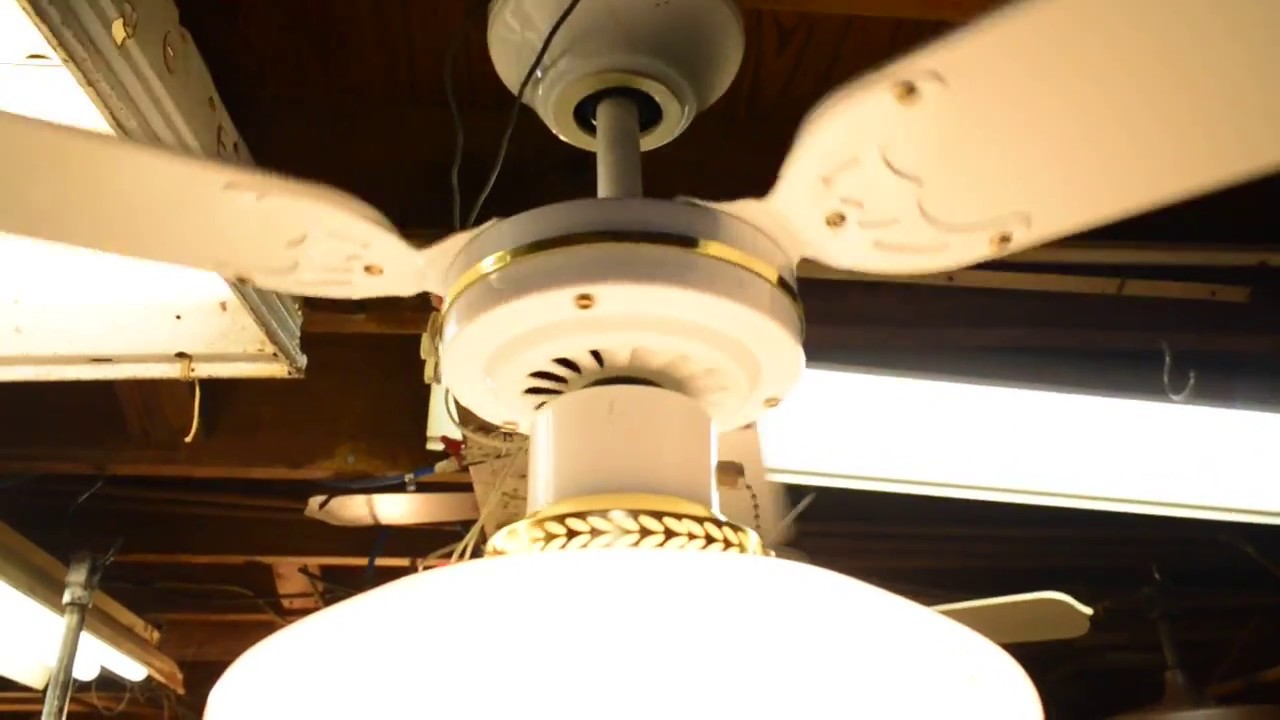 Air cool 36 3 blade spinner ceiling fan c 1986 youtube air cool 36 3 blade spinner ceiling fan c 1986 aloadofball Gallery