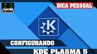 Configurando o KDE Plasma 5