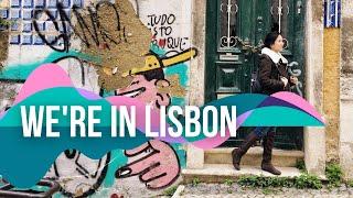 /BISHTRAVELS/ We're in Lisbon, Portugal!