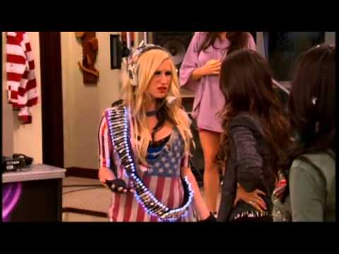 Ke$ha on Victorious