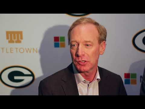 Packers and Microsoft form business accelerator partnership for Titletown District